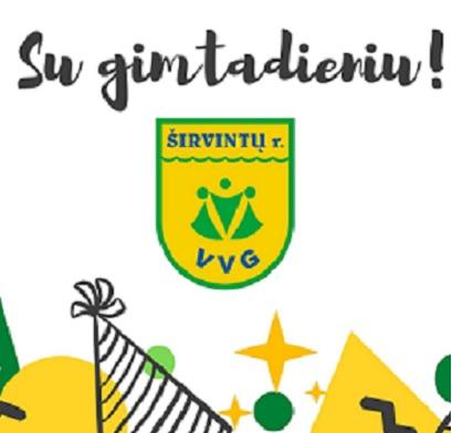(Lietuvių) Širvintų rajono VVG GIMTADIENIS
